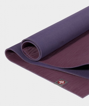 Коврик для йоги Manduka EKO Lite Mat 4 мм Acai midnight