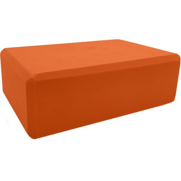 Блок (кирпич) для йоги из EVA пены 7.5х15х23