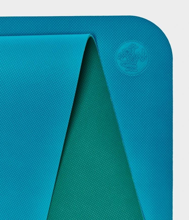 Коврик для йоги Manduka Welcome 5mm Bondi Blue из TPE