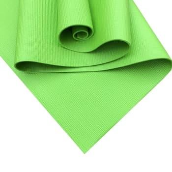 Коврик для йоги Green 4мм