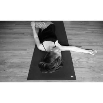 Коврик для йоги Kurma PRO Black 66x250см (под заказ)