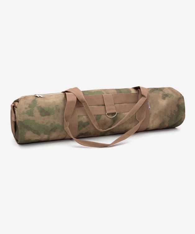 Сумка для йога-коврика Nidra Plus Design милитари (под заказ)