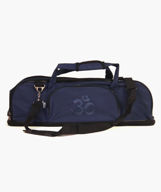 Сумка для коврика Yoga Travel Bag синяя (под заказ)