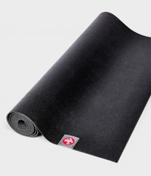 Коврик для йоги Manduka EKO SuperLite Travel Mat 1.5мм Black