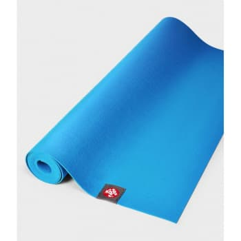 Коврик для йоги Manduka EKO SuperLite Travel Mat 1.5мм Dresden Blue
