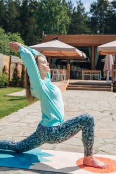 Коврик для йоги Surya Yoga Club 3 мм (под заказ из СПб)