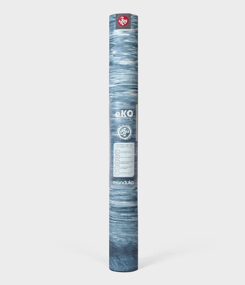 Коврик для йоги Manduka EKO SuperLite Travel Mat 1.5мм Ebb