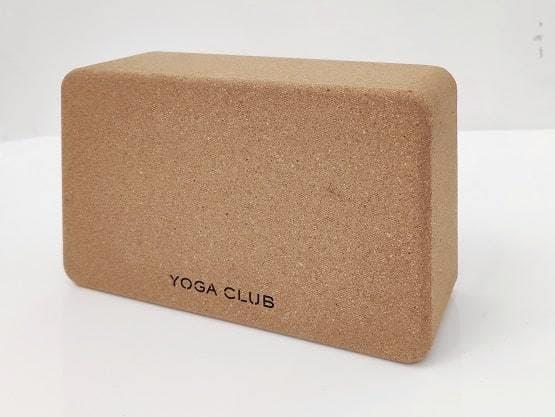 Кирпич для йоги из пробки 22,5х15х7,5 Yoga Club (под заказ)
