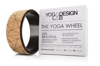 Колесо для йоги Wheels Geo (cork) (под заказ)