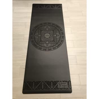 """Коврик для йоги """"Your Yoga Non Slip"""" Tibet Mandala (под заказ из СПб)"""