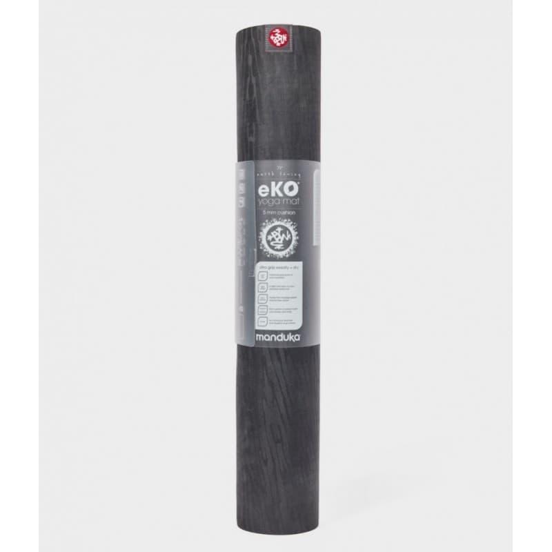 Коврик для йоги Manduka EKO Lite Mat 4 мм CHARCOAL (под заказ из СПб)