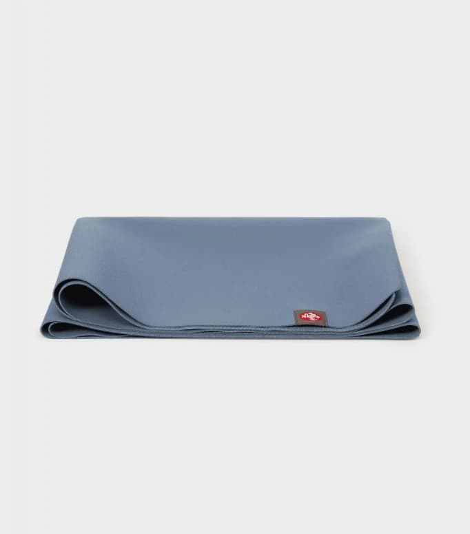 Коврик для йоги Manduka EKO SuperLite Travel Mat 1.5мм Storm (под заказ из СПб)