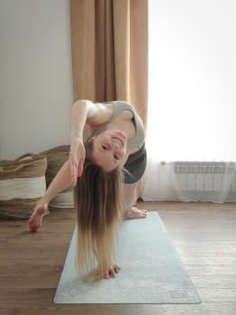 Коврик для йоги Bali Green Yoga Club 3 мм (под заказ из СПб)