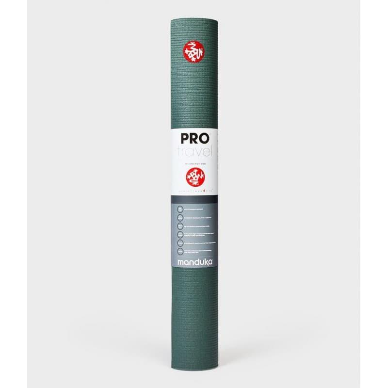 Коврик для йоги Manduka PRO Travel Mat 2,5 мм Black Sage (под заказ из СПб)