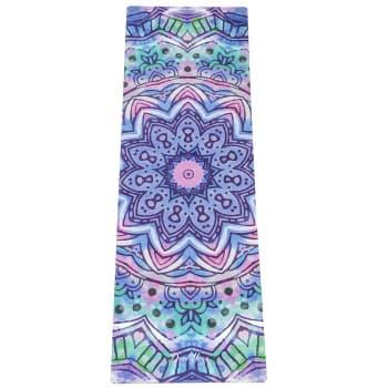 Коврик для йоги Акварель Devi Yoga (под заказ из СПб)