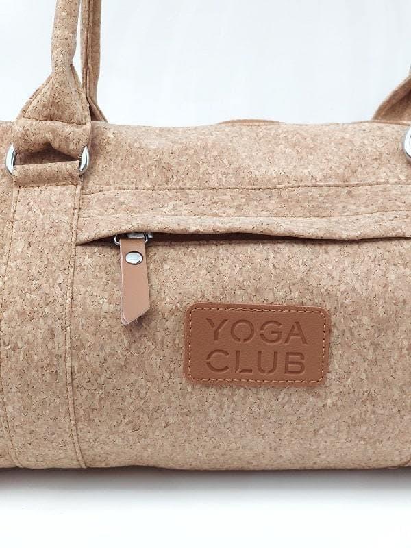 Сумка для йоги пробка Yoga Club (под заказ из СПб)
