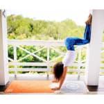 Коврик для йоги Мандала огня Travel 1х60х173 каучук+микрофибра_2