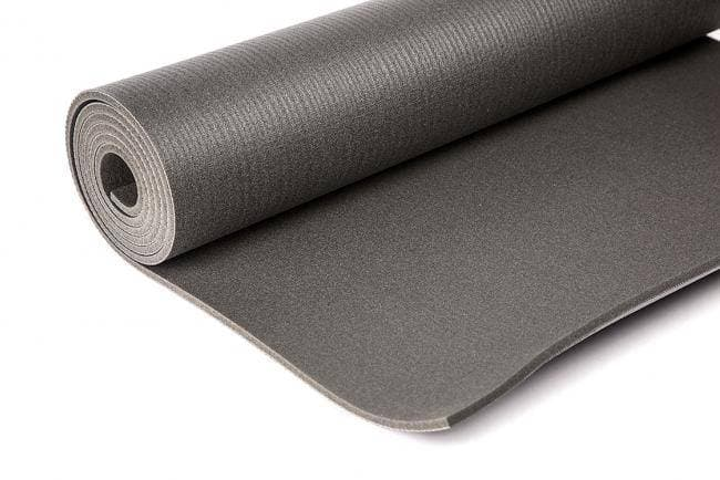 Коврик для йоги Comfort PRO KURMA BLACK GRIP широкий 6.5х100х200 Wunderlich из ПВХ