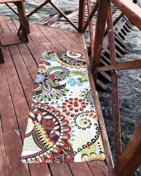 Складной коврик для йоги