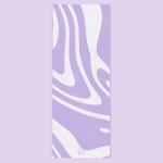Коврик для йоги Purple Flow