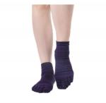 Носочки c пальчиками для йоги Health Yoga (под заказ)_2