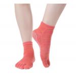 Носочки c пальчиками для йоги Health Yoga (под заказ)_3