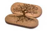 Доска Садху с гвоздями «Древо жизни» овал цинк заказать