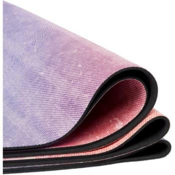 Коврик для йоги eQua eKO Round Yoga Mat Luna Sunrise 3x150 Manduka из каучука + микрофибра (под заказ)