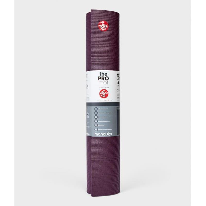 Коврик для йоги the PRO Mat VERVE 6 мм 66х180 см Manduka из ПВХ (под заказ из СПб)