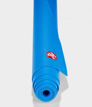 Коврик для йоги PRO Travel Mat Be Bold Blue 2,5 мм 60х180 см Manduka из ПВХ