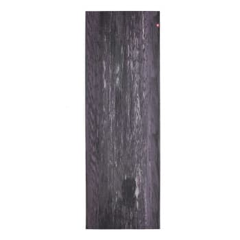 Коврик для йоги EKO Lite Mat Black Ametiste Marbled 4 мм, 61х180 см Manduka  из каучука