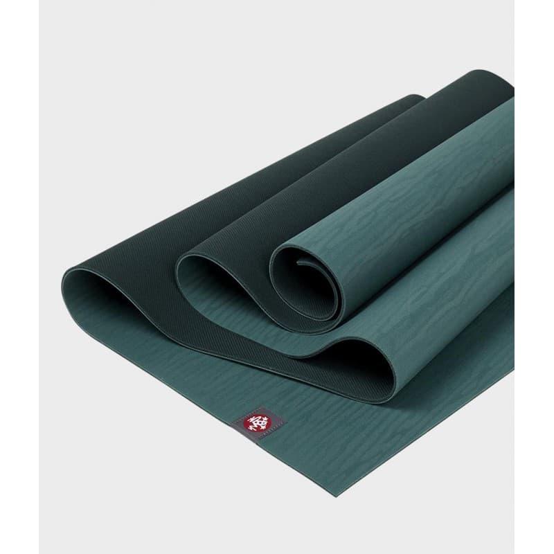 Коврик для йоги EKO Lite Mat Deep Sea 4 мм 61х180 см Manduka из каучука (под заказ из СПб)