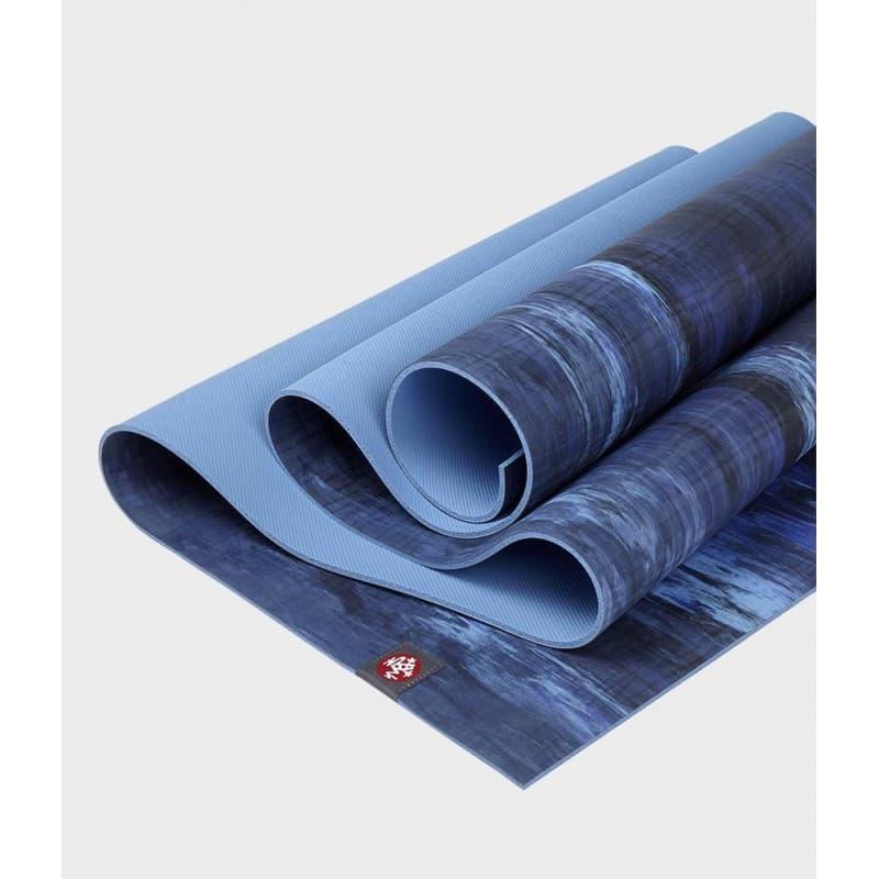 Коврик для йоги EKO Mat Surf Marbled 5 мм 60х180 см Manduka из каучука (под заказ из СПб)