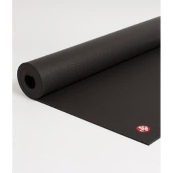 Коврик для йоги PROlite Mat Black 4,7 мм 61х180//200 см Manduka из ПВХ