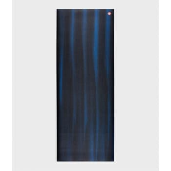 Коврик для йоги PROlite Mat Black Blue Colorfields 4,7 мм 61х180 см Manduka из ПВХ