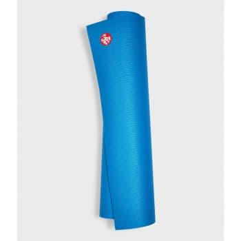 Коврик для йоги PROlite Mat Dresden Blue 4,7 мм 61х180 см Manduka из ПВХ