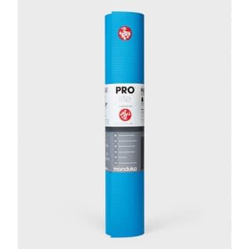 Коврик для йоги PROlite Mat Dresden Blue 4,7 мм 61х180 см Manduka из ПВХ (под заказ из СПб)