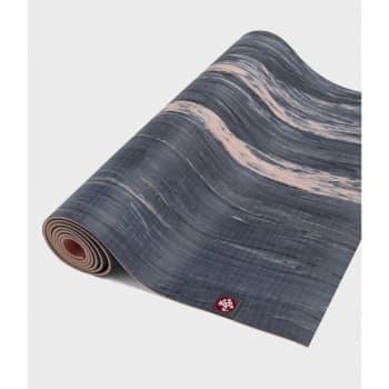 Коврик для йоги EKO Lite Mat Coral Marbled 4 мм, 61х180 см Manduka  из каучука