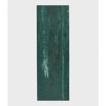 Коврик для йоги EKO Lite Mat Deep Forest Marbled 4 мм, 61х180 см Manduka  из каучука