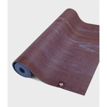 Коврик для йоги EKO Lite Mat Root Marbled 4 мм, 61х180 см Manduka  из каучука