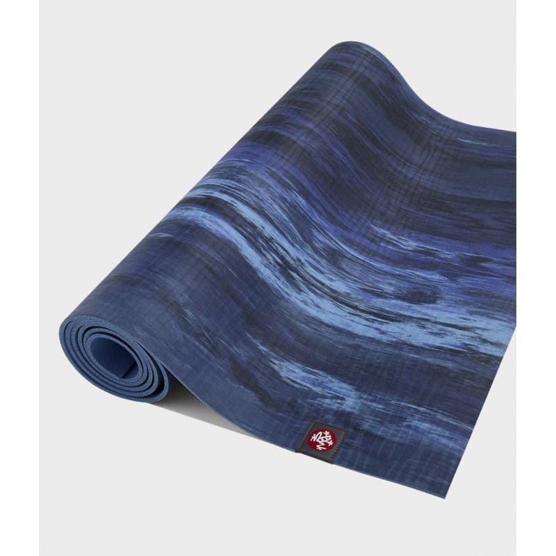 Коврик для йоги EKO Mat Surf Marbled 5 мм 61х180 см Manduka из каучука