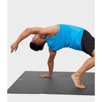Коврик для йоги Manduka PRO Mat 6 мм 100х200 см Extra Large из ПВХ