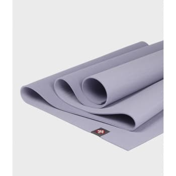 Коврик для йоги EKO Lite Mat Lavender 4 мм, 61х180 см Manduka  из каучука